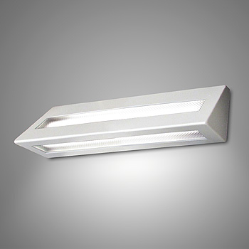Brussels 2 Foot Direct / Indirect (DI) Style - Downlight/Uplight