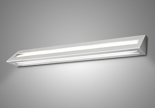 Brussels 4 Foot Direct / Indirect (DI) Style - Downlight/Uplight